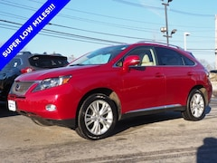 2012 LEXUS RX 450h SUV near Boston, MA