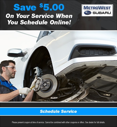 Save $5.00 On Your Service When You Schedule Online!