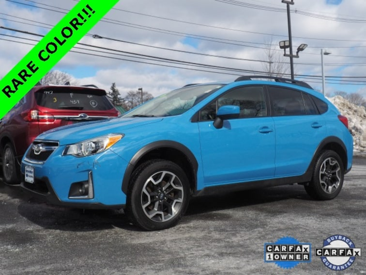 Used 2016 Subaru Crosstrek 2.0i Premium SUV near Boston