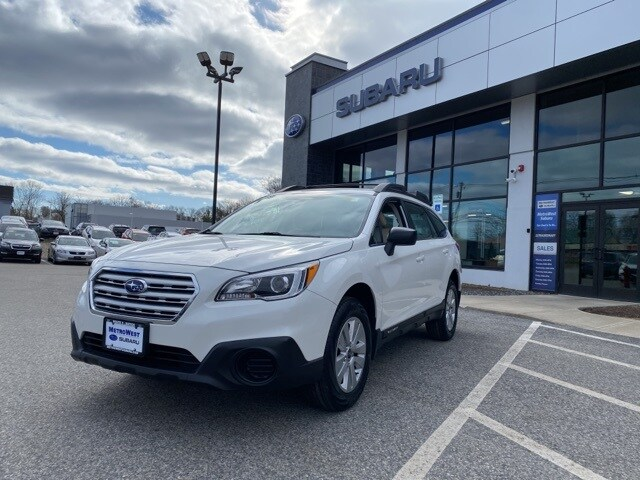 Used Subaru Outback Natick Ma