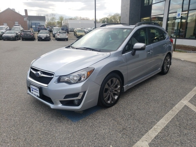 Used Subaru Impreza Wagon Natick Ma