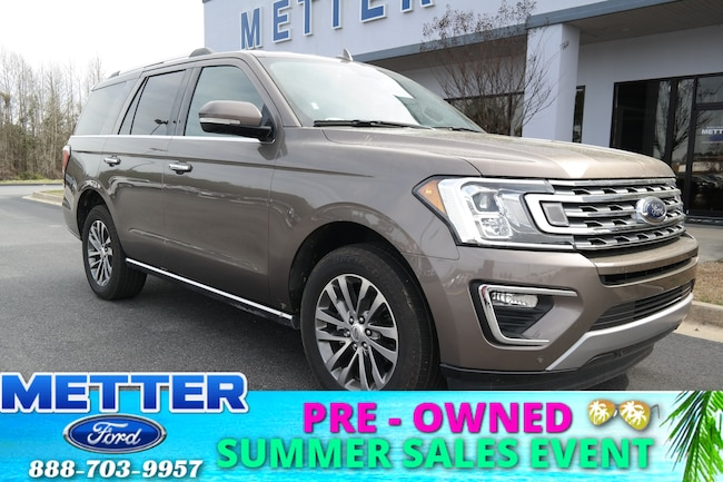 Used 2018 Ford Expedition Limited SUV in Metter GA