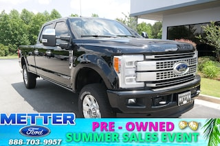 Used 2017 Ford F-350SD Platinum Truck 1FT8W3BT6HEF05081 for sale in Metter, GA at Metter Ford