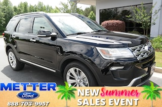 New 2019 Ford Explorer Limited SUV T6753 for sale in Metter, GA