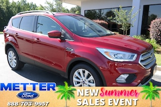 New 2019 Ford Escape SEL SUV T7029 for sale in Metter, GA