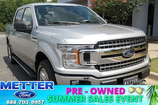 Used 2018 Ford F-150 XLT Truck 1FTEW1EP1JFA87714 for sale in Metter, GA at Metter Ford