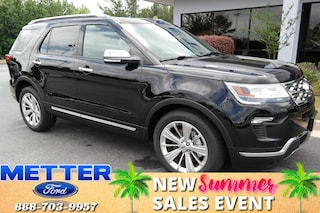 New 2019 Ford Explorer Limited SUV T6807 for sale in Metter, GA