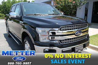 New 2019 Ford F-150 Lariat Truck T7064 for sale in Metter, GA