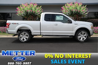 New 2018 Ford F-150 XLT Truck T6498 for sale in Metter, GA
