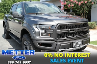 New 2019 Ford F-150 Raptor Truck T7066 for sale in Metter, GA