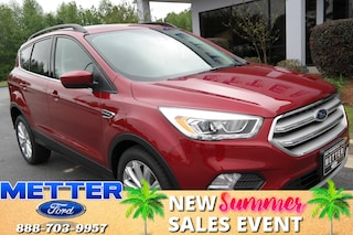 New 2019 Ford Escape SEL SUV T6986 for sale in Metter, GA