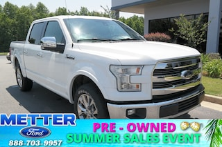 Used 2017 Ford F-150 Lariat Truck 1FTEW1EF0HFC79689 for sale in Metter, GA at Metter Ford