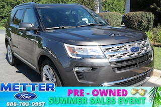 Used 2019 Ford Explorer Limited SUV 1FM5K7F86KGA10866 for sale in Metter, GA at Metter Ford