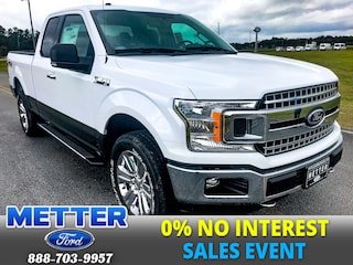 New 2018 Ford F-150 XLT Truck T6704 for sale in Metter, GA