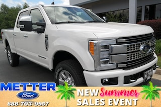 New 2019 Ford F-350SD Platinum Truck T6998 for sale in Metter, GA