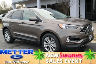 New 2019 Ford Edge Titanium SUV T6908 for sale in Metter, GA
