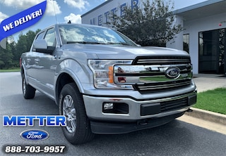 Used 2020 Ford F-150 Lariat Truck SuperCrew Cab 1FTEW1E58LFA64092 for sale in Metter, GA at Metter Ford
