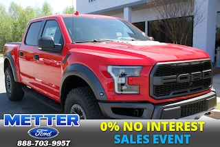 New 2019 Ford F-150 Raptor Truck T6985 for sale in Metter, GA