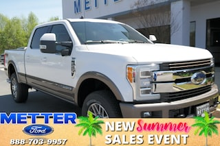New 2019 Ford F-250SD King Ranch Truck T6981 for sale in Metter, GA