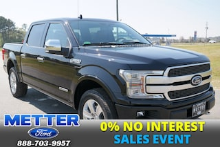 New 2019 Ford F-150 Platinum Truck T6882 for sale in Metter, GA