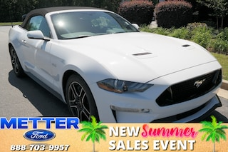 New 2019 Ford Mustang GT Premium Convertible C7012 for sale in Metter, GA