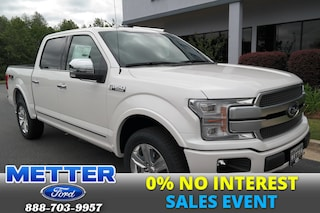 New 2019 Ford F-150 Platinum Truck T7007 for sale in Metter, GA