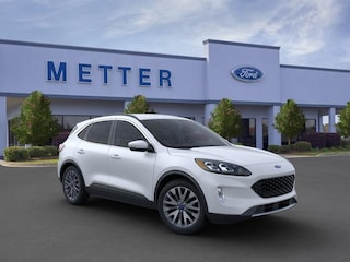 New 2020 Ford Escape Titanium Hybrid SUV for sale in Metter, GA