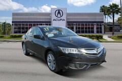 2017 Acura ILX Technology Package Sedan