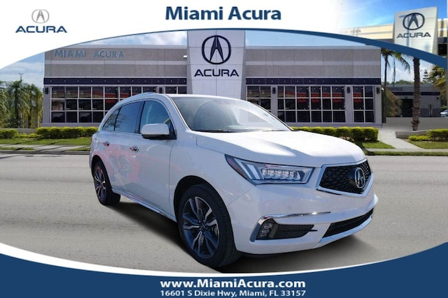 2020 Acura Rdx Sh Awd With Technology Package Suv