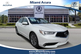 2019 Acura TLX 2.4 8-DCT P-AWS with Technology Package Sedan