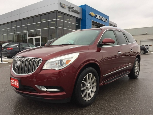 2015 Buick Enclave | Bluetooth | Rear Cam | 7-Seater | AWD SUV