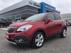 2016 Buick Encore Premium | Leather | Bluetooth | AWD