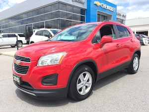 2015 Chevrolet Trax LT | Bluetooth | Rear Cam | Bose Speakers