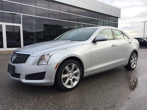 2014 Cadillac ATS AWD | Sunroof | Bluetooth | USB Input