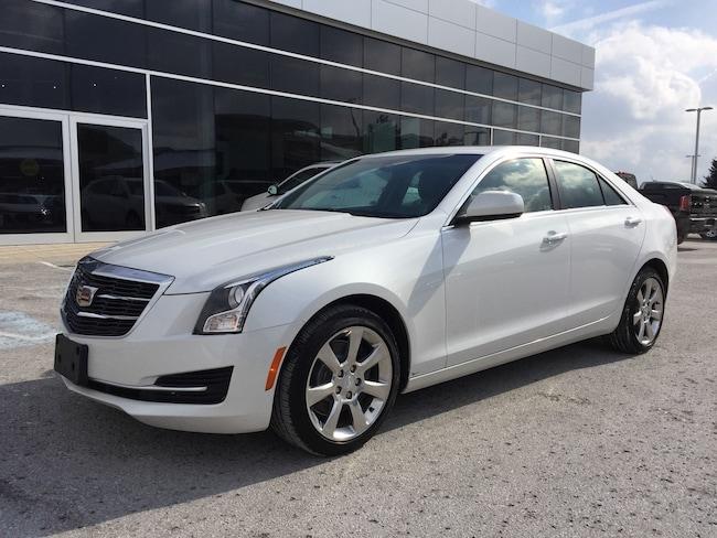 2015 Cadillac ATS | AWD | Sunroof | Bluetooth | USB Input Sedan