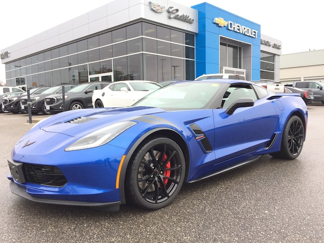 2019 Chevrolet Corvette Grand Sport | Navi | V8 | Bluetooth | Rear Cam Coupe