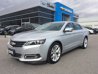 2018 Chevrolet Impala Premier | V6 | Navi | Sunroof | Bluetooth | USB Sedan