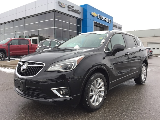 2019 Buick Envision Essence | Bluetooth | Rear Cam | USB Input SUV