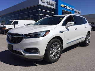 2019 Buick Enclave Avenir | Used as a Dealer Demo SUV