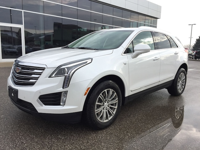 2019 Cadillac XT5 Luxury AWD | DEALERSHIP DEMO SUV