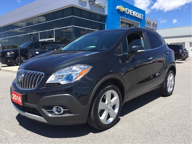 2016 Buick Encore Leather   Heated Seats   Blueutooth SUV