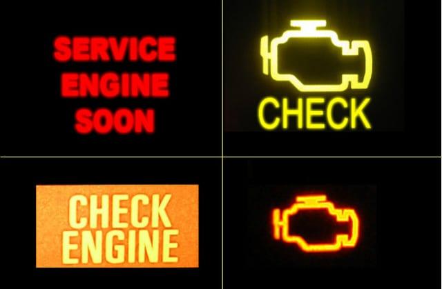 1989 chevy silverado check engine light