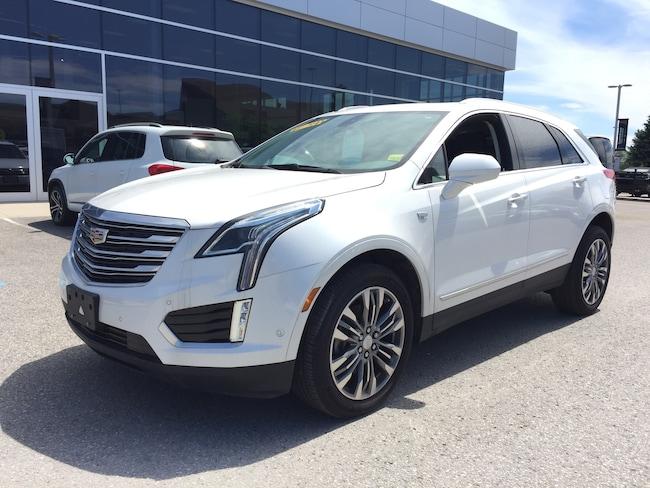 2018 Cadillac XT5 Premium Luxury   Used as a Dealer Demo SUV