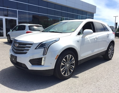 2018 Cadillac XT5 Premium Luxury | Used as a Dealer Demo SUV