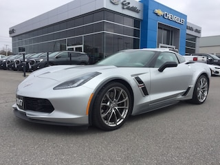 2017 Chevrolet Corvette Grand Sport  | Navi | Bluetooth | Low Kms | USB In Coupe