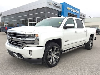 2018 Chevrolet Silverado 1500 High Country | DEALERSHIP DEMO Truck