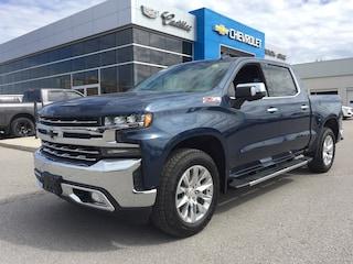 2019 Chevrolet Silverado 1500 LTZ | Navi | Sunroof | Bluetooth | USB Input Truck Crew Cab