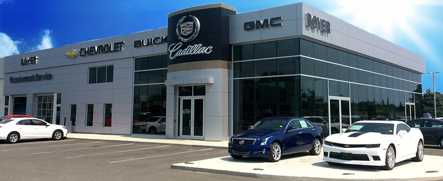 About Boyer Gm Pickering Michael Boyer Chevrolet Cadillac Buick