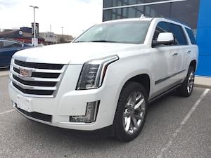 2019 Cadillac Escalade Premium Luxury | Used as Demo Vehicle