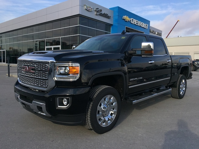 2019 GMC Sierra 2500HD Denali | Navi | Bluetooth | Sunroof | Rear Cam Truck Crew Cab